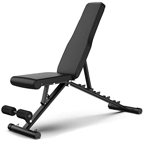 Hantelbänke Einstellbares Klappgewicht Tisch sitzen Bauchmuskeltraining für Ganzkörpertraining und Heimgymnastik