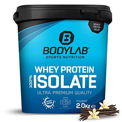 Whey Protein Isolat – 2000g – Vanille